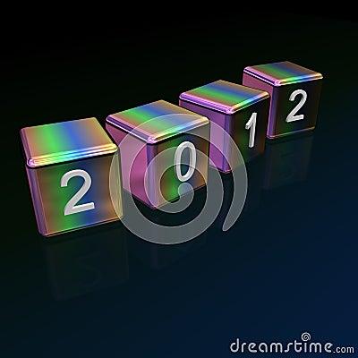2012 cubes