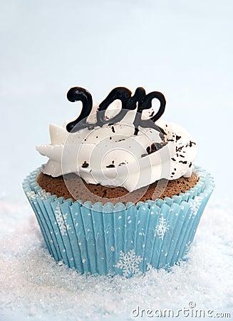 2012 cupcake