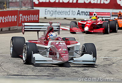 2012 Detroit Grand Prix Editorial Stock Image