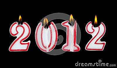 2012 digits