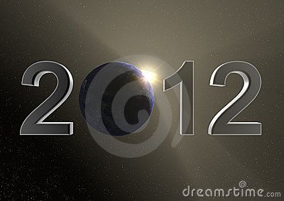 2012 with the earth