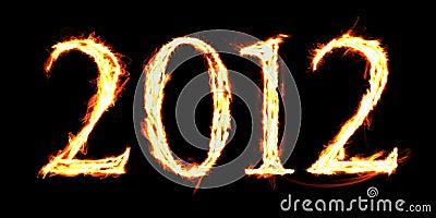 2012 Flames