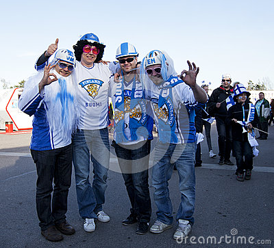 2012 Ice Hockey World Championship Editorial Stock Image