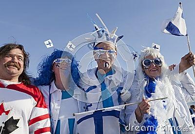 2012 Ice Hockey World Championship Editorial Stock Photo