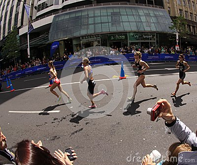 2012 ITU World Triathlon Grand Finals Editorial Photography
