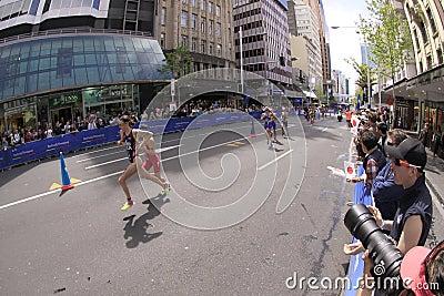 2012 ITU World Triathlon Grand Finals Editorial Photo