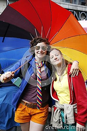 2012, London Pride, Worldpride Editorial Photo