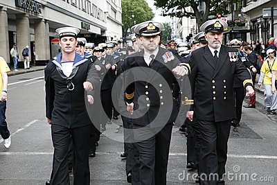 2012, London Pride, Worldpride Editorial Image