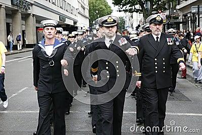 2012, London-Stolz, Worldpride Redaktionelles Bild