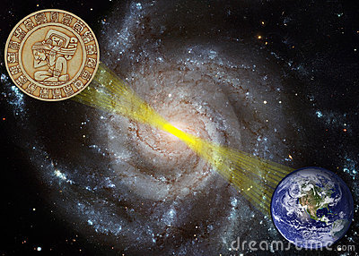 2012 Maya Prophecy Galactic Alignment Earth