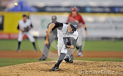 2012 Minor League Baseball action Editorial Photo