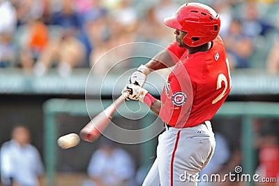 2012 Minor League Baseball - Eastern League Editorial Stock Image