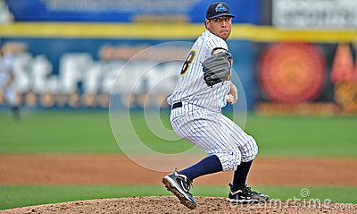 2012 Minor League Baseball - Eastern League Editorial Stock Photo