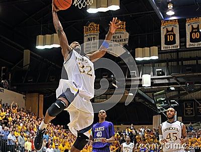 2012 NCAA Men s Basketball - Drexel - JMU