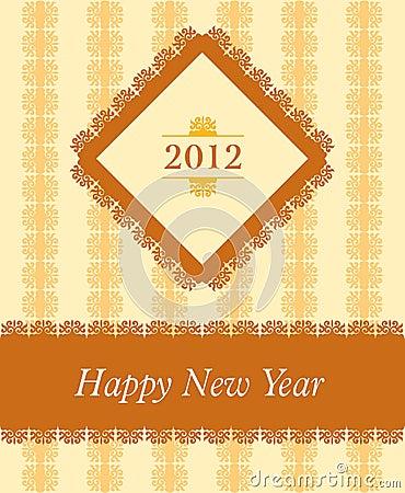 2012 -  New Year celebration