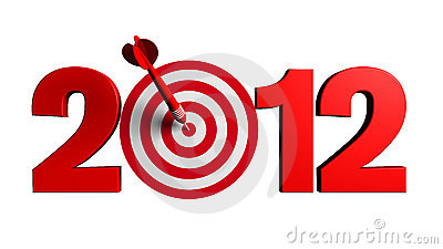 2012 New Year Target