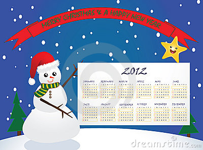 2012 novo feliz!
