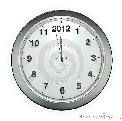 Almost 2012 o clock