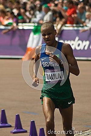 2012 Olympic Marathon Editorial Photography