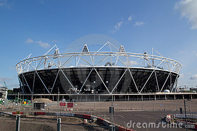 2012 Olympic Stadium Editorial Image