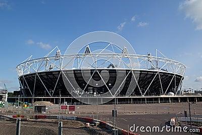 2012 Olympic Stadium Editorial Image