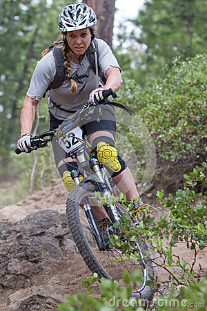 2012 Oregon Enduro Series Race #1: Bend, OR Editorial Image