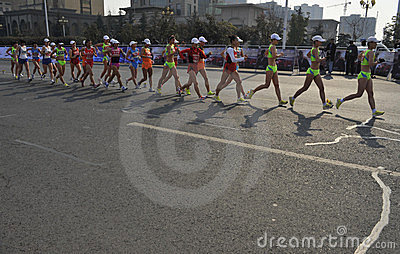 2012 porcelan gry trzymali jiangs London olimpijski Fotografia Editorial