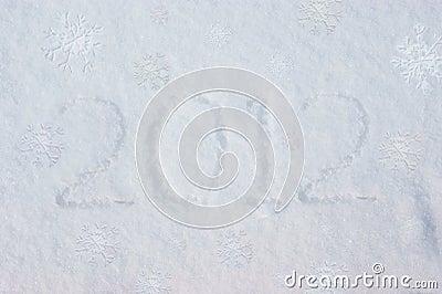 2012 snow