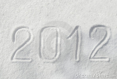 2012 on the snow