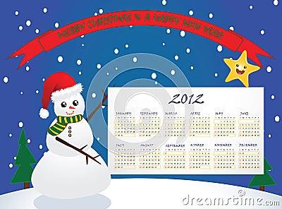 2012 szczęśliwych nowi