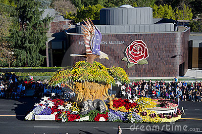 2012 Tournament of Roses Parade-Natural Balance Editorial Image