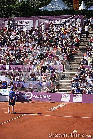 2012 WTA Brussels Open (Belgium) Editorial Photo