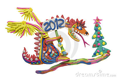 2012 - year of the red dragon