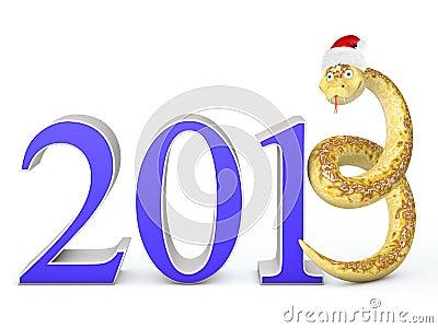 2013蛇