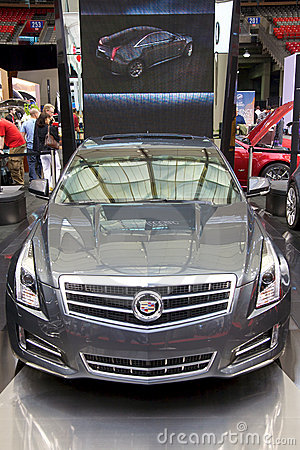 2013 Cadillac Ast Editorial Stock Image