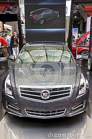 2013 Cadillac Ast Editorial Stock Image