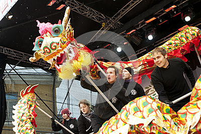 2013 Chinese New Year Royalty Free Stock Photography - Image: 29127177