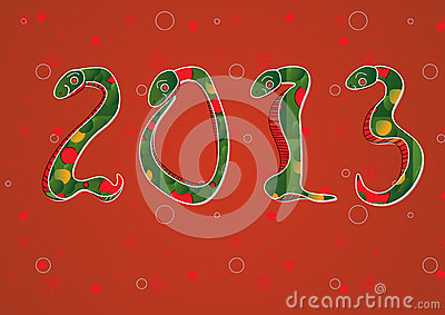 2013 Chinese Year of Snake