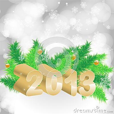 2013 christmas background
