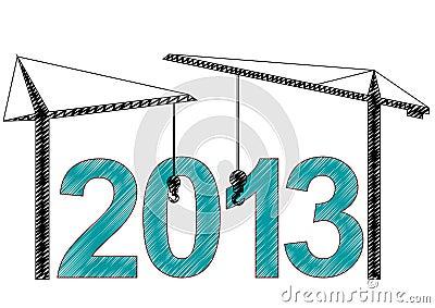 2013 cranes