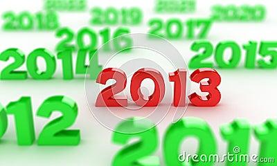2013 date
