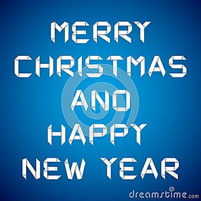 2013 Happy new year, happy new year card