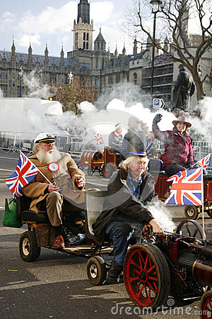2013, London New Years Day Parade Stock Images - Image: 28533694