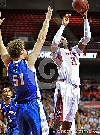 2013 NCAA Basketball - shot