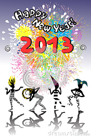 2013 new year carnival