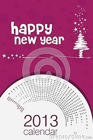 2013 poster calendar
