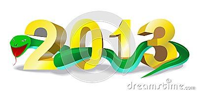 2013 and snake.