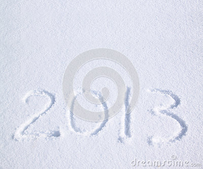 2013 on the snow