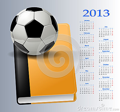 2013-soccer calendar
