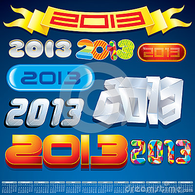 2013 Year Inscriptions Design N2